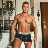 Hottie Menswear Original Boxershort. Only available online - get yours now!  HottieMenswear.com  #menswear #boxer #boxershort #original #underwear #cotton